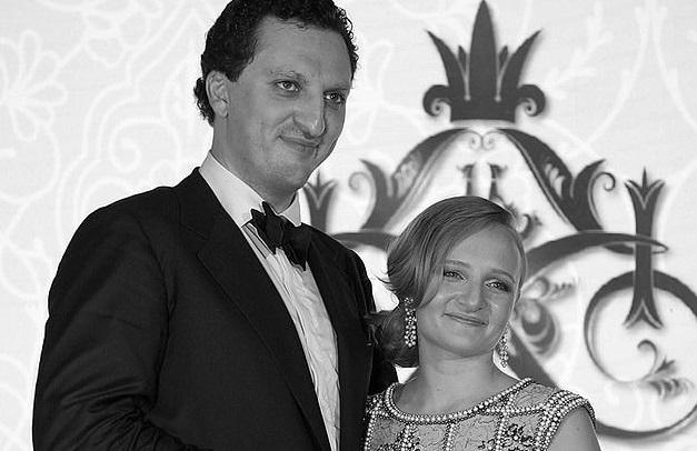 Vladimir Putin's daughter Katerina's Kirill Shamalov