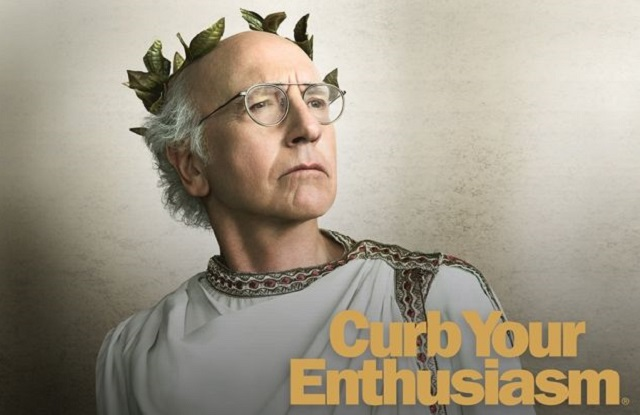 Larry David Curb Your Enthusiasm (Promo Pic)