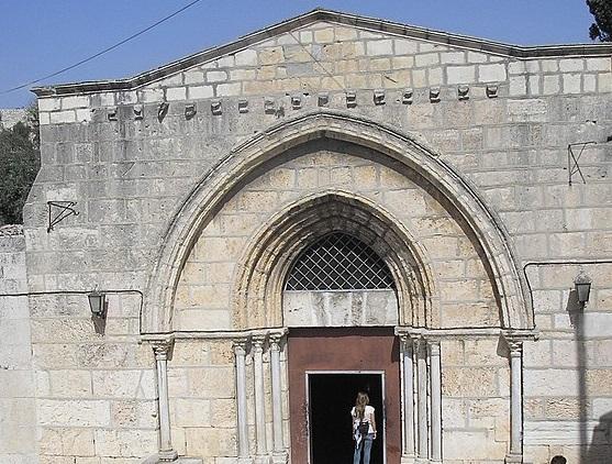 Church of Mary's Tomb wikipedia