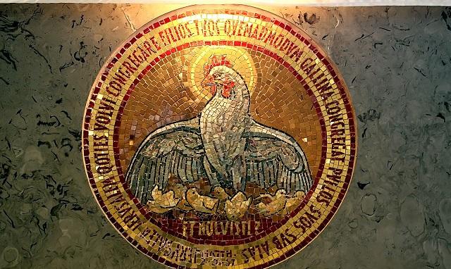 Dominus Flevit Church Floor Mosaic Wikipedia
