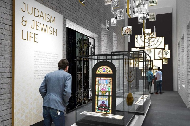The Museum of the Southern Jewish Experience