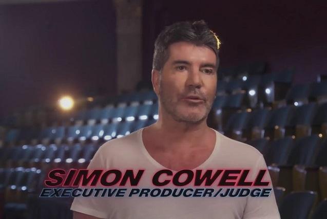 Simon Cowell AGT YouTube