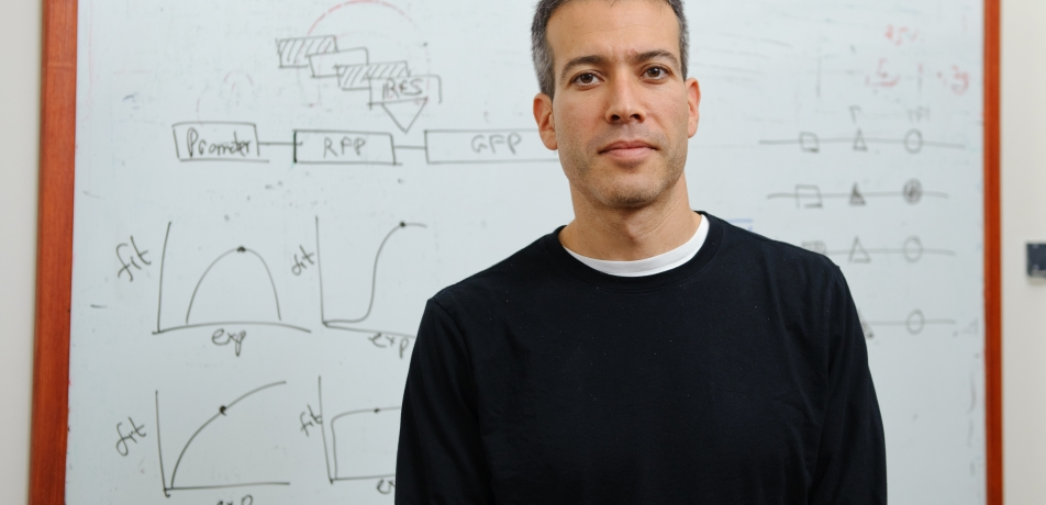Prof. Eran Segal Weizmann Institute of Science