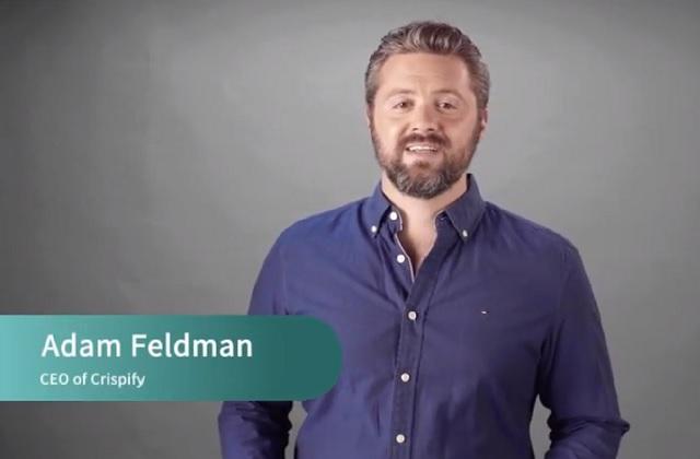 Adam Feldman CEO Crispify