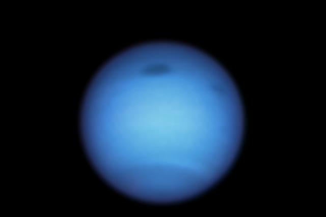 Neptune Dark Spot NASA