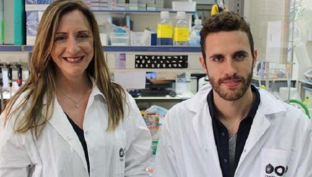 Prof. Karen Avraham and Shahar Taiber TAU