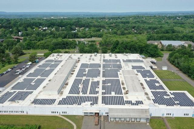 Solar Edge Facility in America (solaredge.com)
