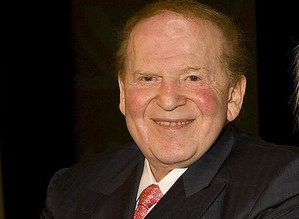 Sheldon Adelson / Wikipedia in Woodrow Wilson Awards – Wikipedia