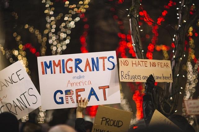 Immigrants Unsplash
