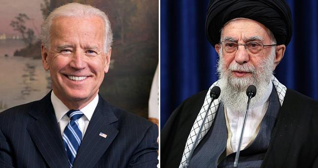 Iran Ali khamenei and US Biden- Iran Nuclear Deal – Who Has The Whip Hand?