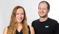 L-R Einat Orr, Oz Katz and Treeverse Founded in 2020