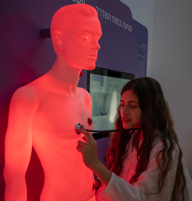 be a doctor Medicine & Science Museum credit Rami Zanerger
