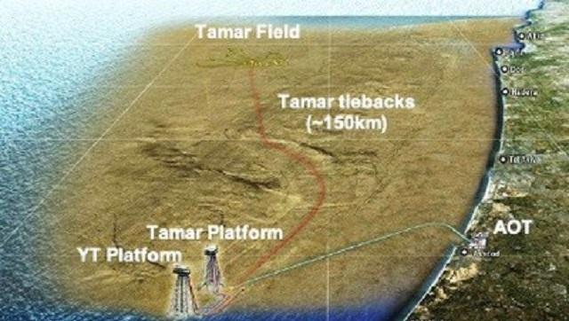 Delek Tamar Field