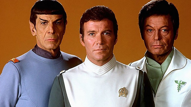 Star Trek First Movie