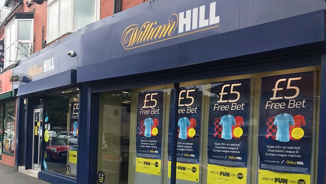 William Hill Location (from website)