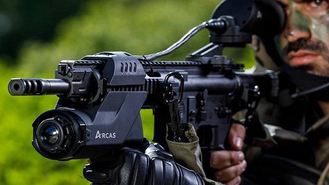 Elbit Systems ARCAS Rifle