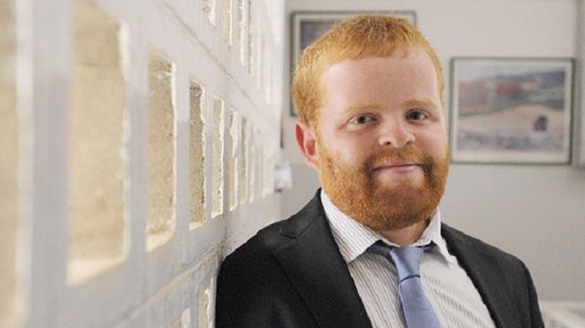 Rezilion CEO Liran Tancman. Photo Rezilion