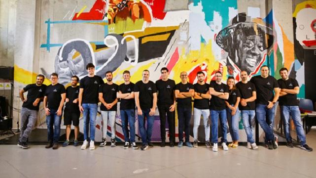 Neosec team. Photo Neosec
