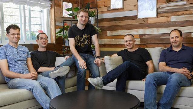 Lightricks Founders Nir Pochter, Itai Tsiddon, Yaron Inger, Zeev Farbman & Amit Goldstein