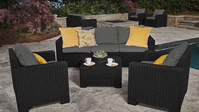 Keter Outdoor Lounge Set