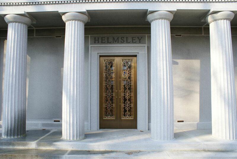 The mausoleum of Harry Helmsley in Sleepy Hollow Cemetery - Wikipedia