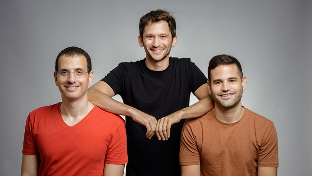 GrowthSpace co-founders. company pr pic Photo Doron Letzer