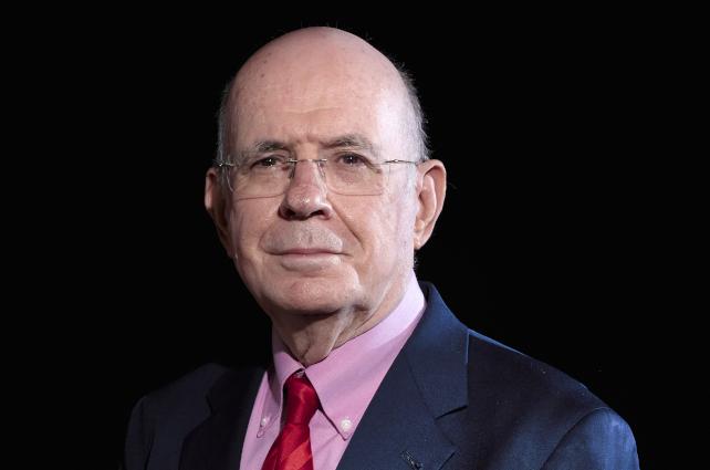 Professor Eliezer Rabinovici, 24th President of the CERN Council (Image CERN) sorpped