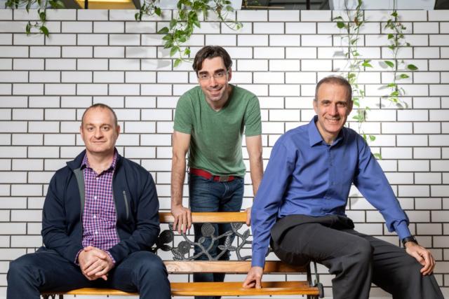 Pavel Gurvich, Ariel Zeitlin and Dror Sal'ee- Guardicore – Akamai -PR