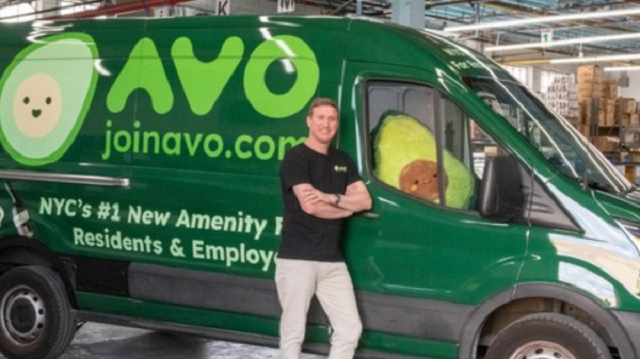 Avo CEO and co-founder Dekel Valtzer (company PR pic)