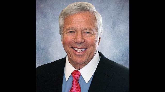 Robert Kraft official pic