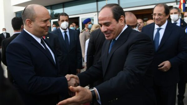 Egypt-Israel Relations: The meeting between the two leaders went so well