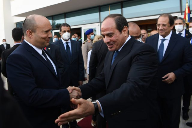 Egypt-Israel relations – on the right road, but a distance to travel