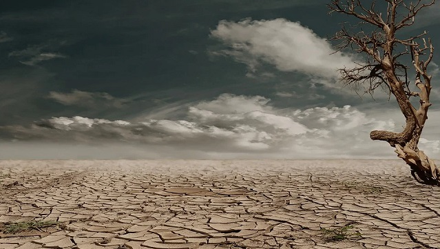 Climate Change causing drought