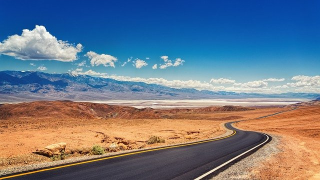 Desert Pixabay Death Valley Drought