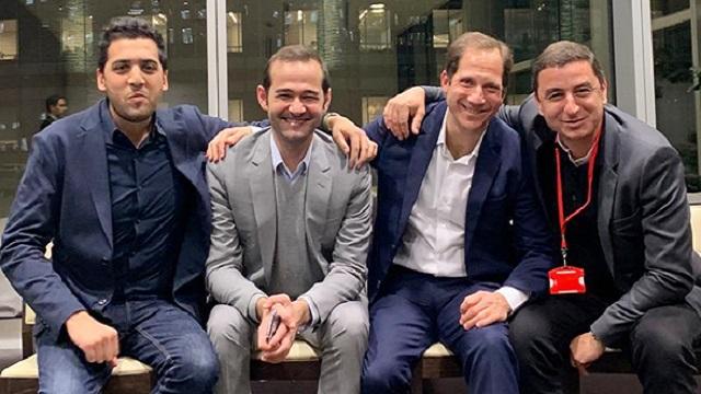WeMatch founders. Photo:  WeMatch