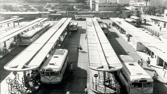 Tel Aviv old central bus station Wikipedia