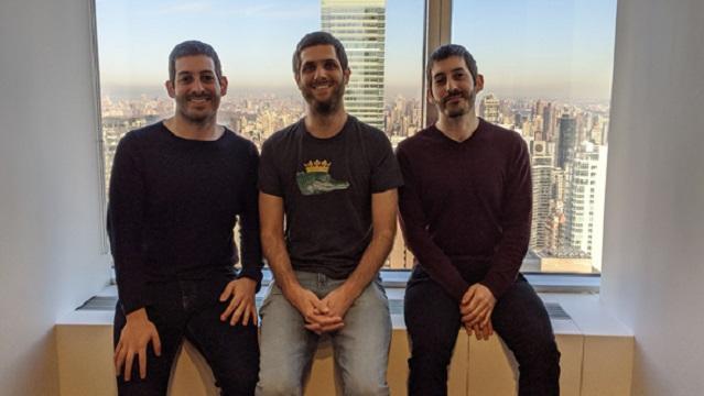 echo3D founders. Photo echoAR