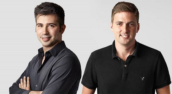 Armis founders Nadir Izrael-and Yevgeny Dibrov Source PR