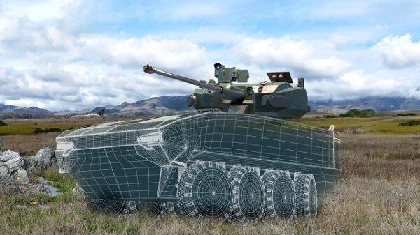 Rafael Advanced Defense Systems SAMSON WEAPONS STATION