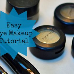Easy Eye Makeup Tutorial *with video*
