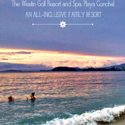 Where to Stay in Costa Rica: The Westin Playa Conchal