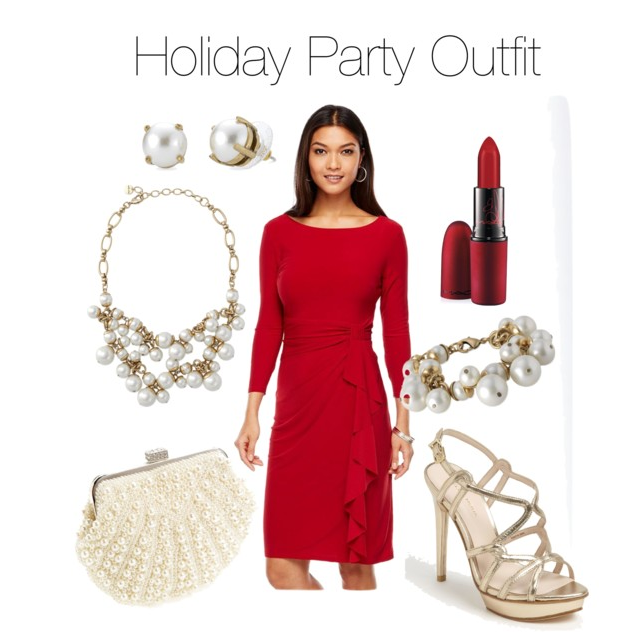 2014 Christmas Party Dress: What To Wear To A Company Holiday Party