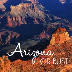 Arizona or Bust! #CoffeeTalk