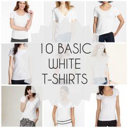 ISO the Best Basic White T-Shirt