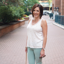 Summer Fashion: Date Night in Pastels