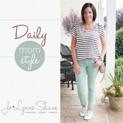 Fashion Over 40: Daily Mom Style 08.26.15