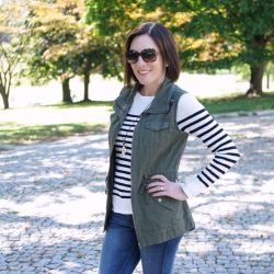 26 Days of Fall Outfits: Day 23 {Game Day Style}