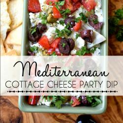 Mediterranean Party Dip