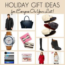 Holiday Gift Ideas at Macy's + Friends & Family Event Starts NOW!