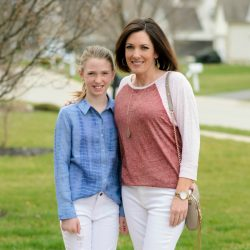 Mother/Daughter Fashion with Treasure&Bond